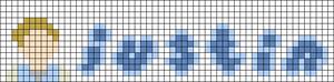 Alpha pattern #98112