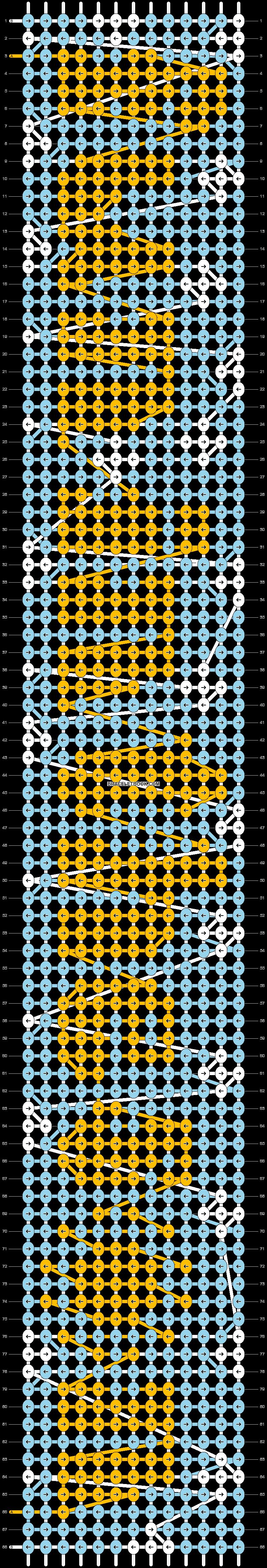 Alpha pattern #98166 pattern