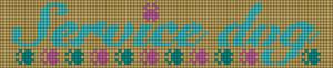 Alpha pattern #98171