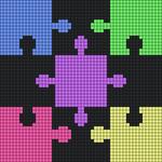 Alpha pattern #98174