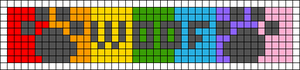 Alpha pattern #98176