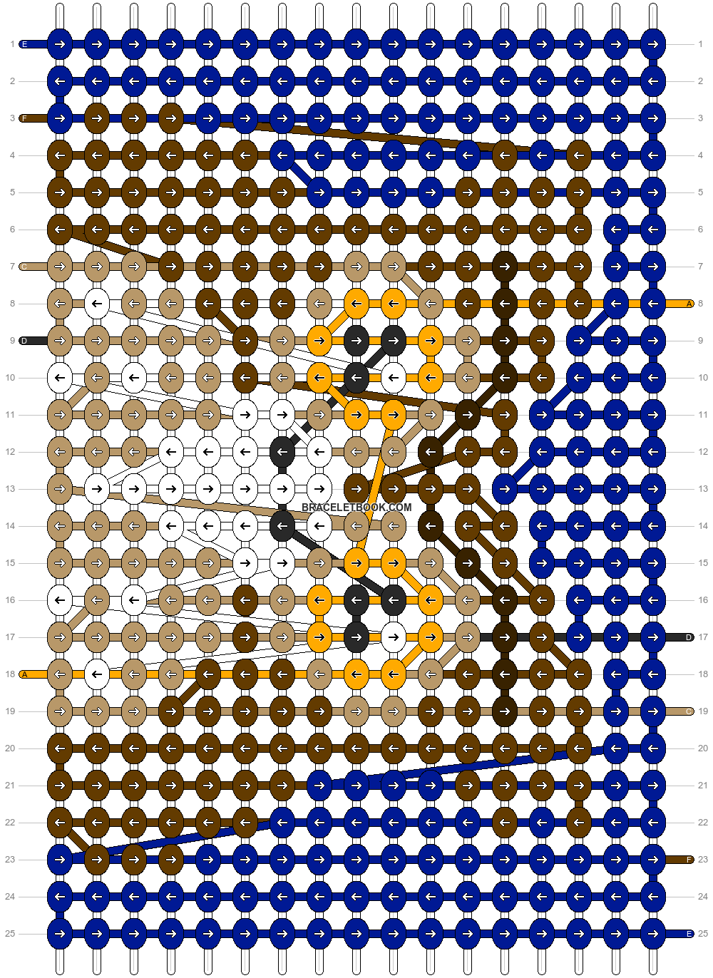 Alpha pattern #98194 pattern
