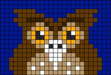 Alpha pattern #98194
