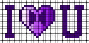 Alpha pattern #98196