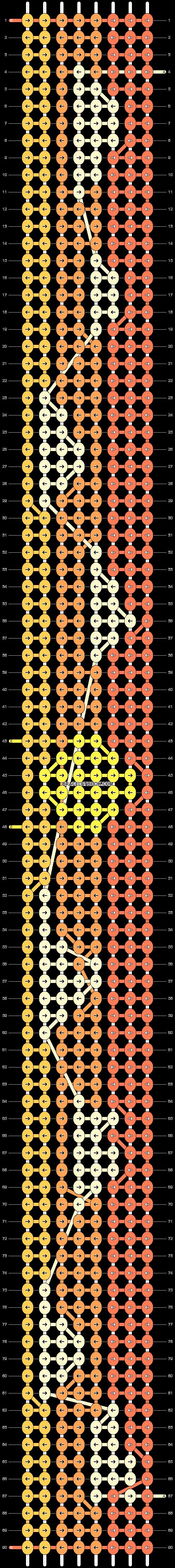 Alpha pattern #98198 pattern