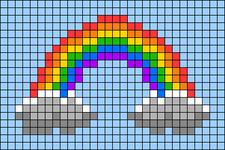 Alpha pattern #98223