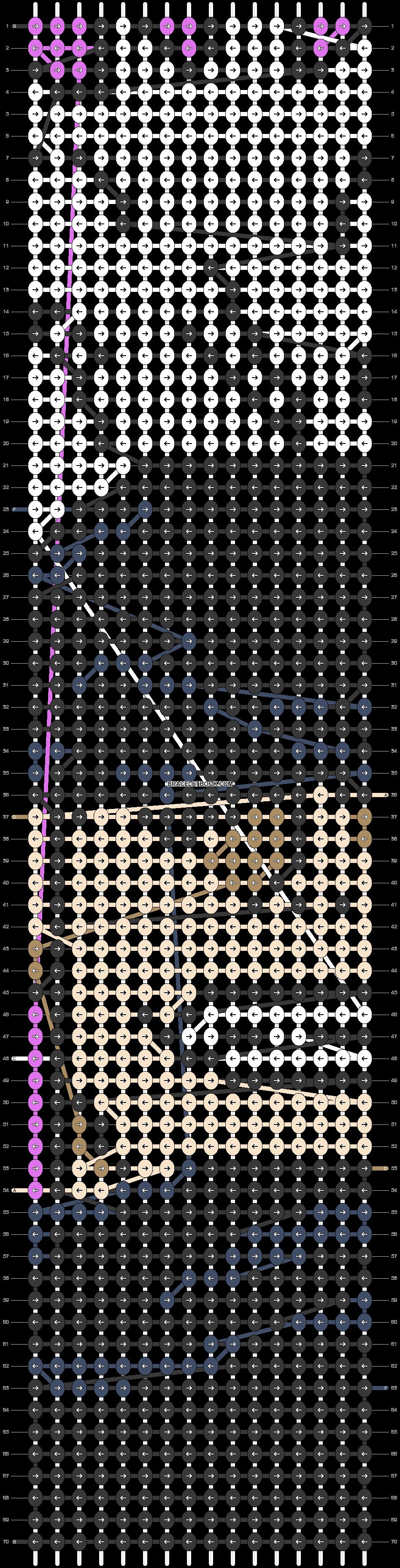 Alpha pattern #98229 pattern