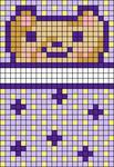 Alpha pattern #98232