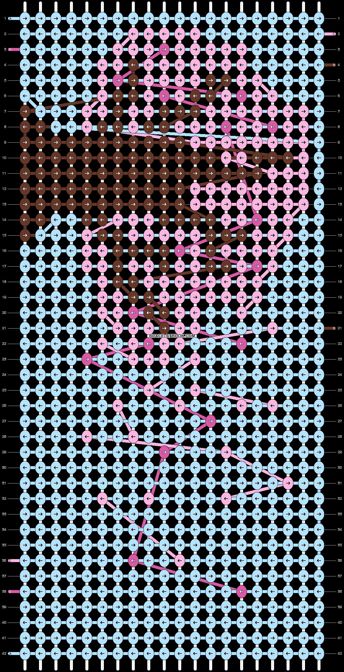 Alpha pattern #98257 pattern