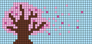 Alpha pattern #98257