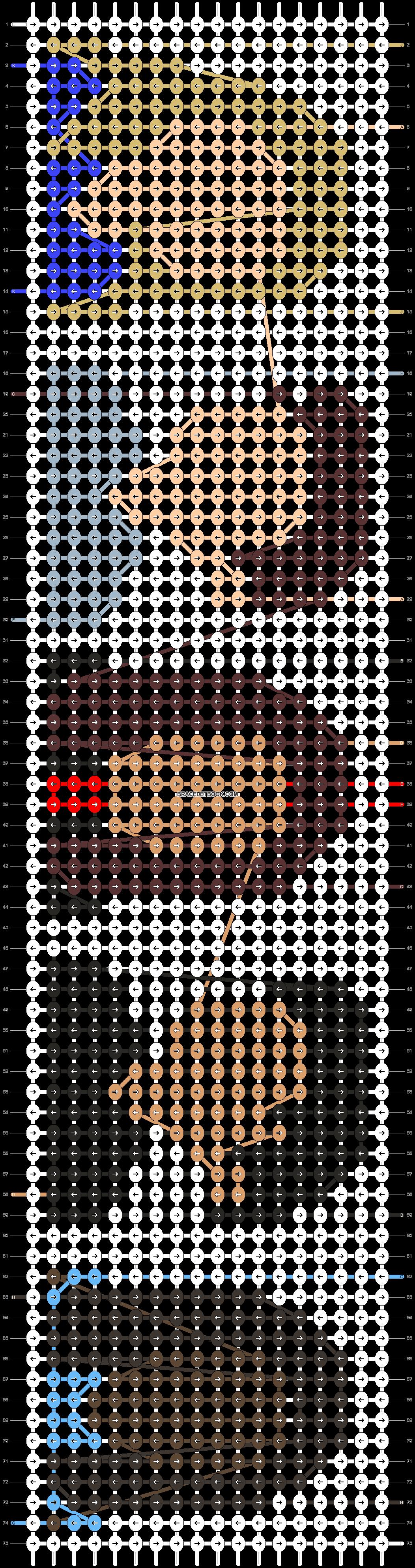 Alpha pattern #98296 pattern
