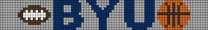 Alpha pattern #98314
