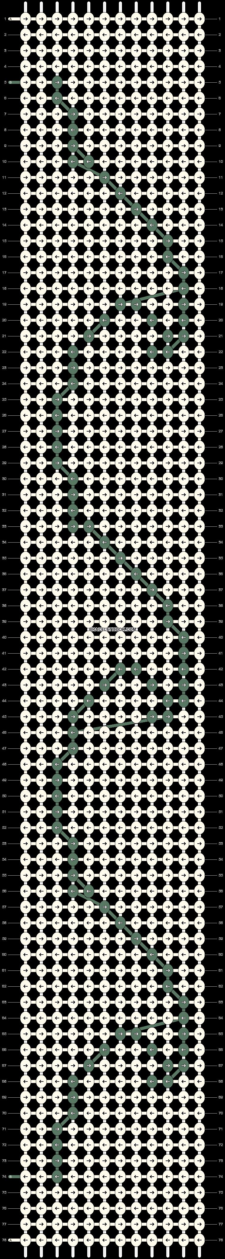 Alpha pattern #98316 pattern