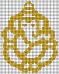 Alpha pattern #98321