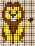 Alpha pattern #98322
