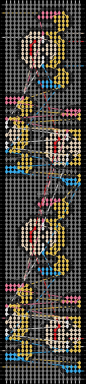 Alpha pattern #98336 pattern
