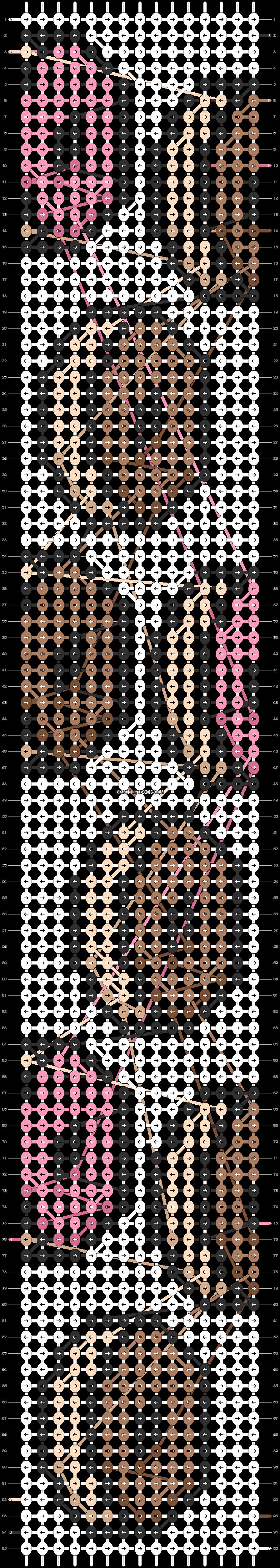 Alpha pattern #98337 pattern