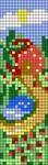 Alpha pattern #98338