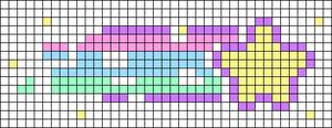 Alpha pattern #98345