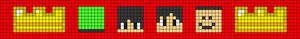 Alpha pattern #98391