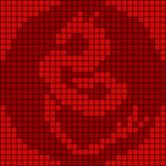 Alpha pattern #98403