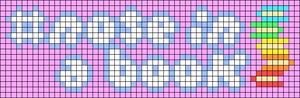Alpha pattern #98429