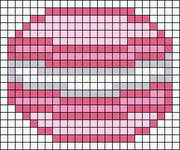 Alpha pattern #98445