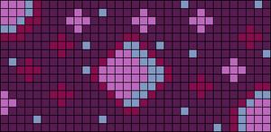 Alpha pattern #98463