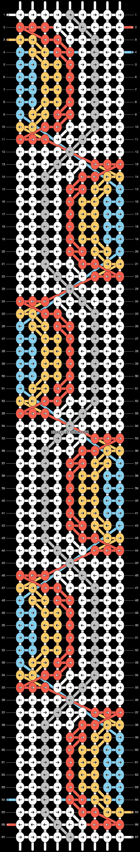 Alpha pattern #98465 pattern