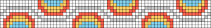 Alpha pattern #98465