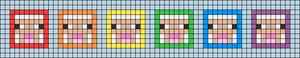 Alpha pattern #98467