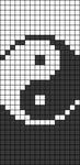 Alpha pattern #98482