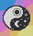 Alpha pattern #98484