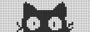 Alpha pattern #98518