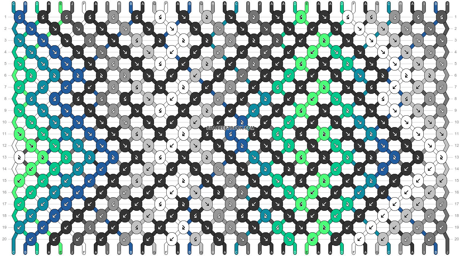 Normal pattern #98542 pattern