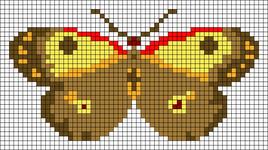 Alpha pattern #98564