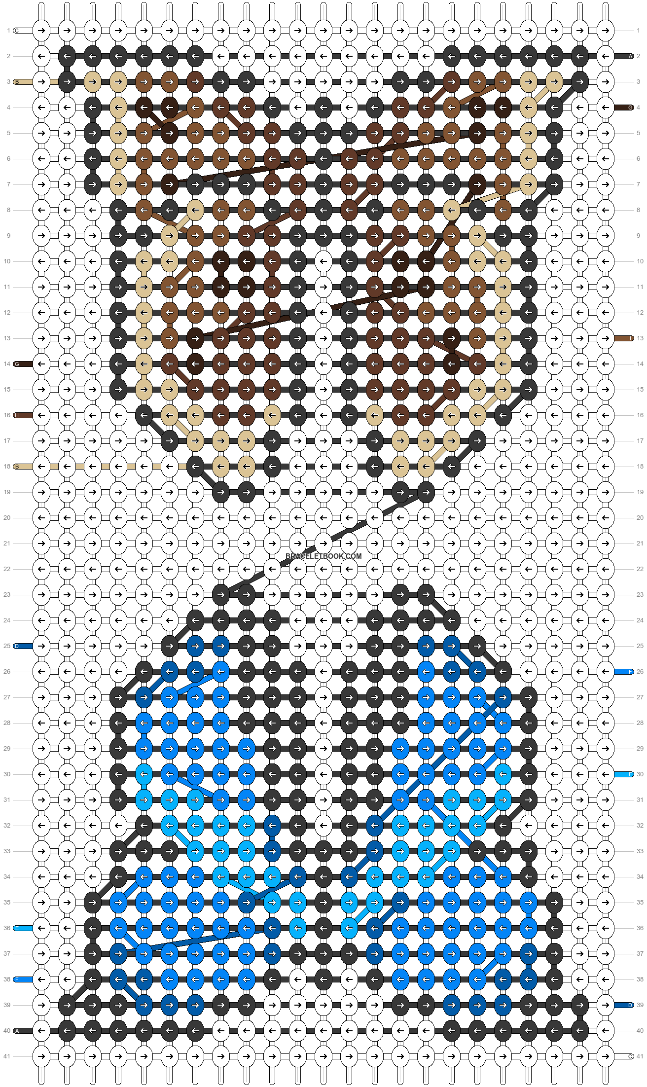 Alpha pattern #98575 pattern