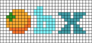 Alpha pattern #98589