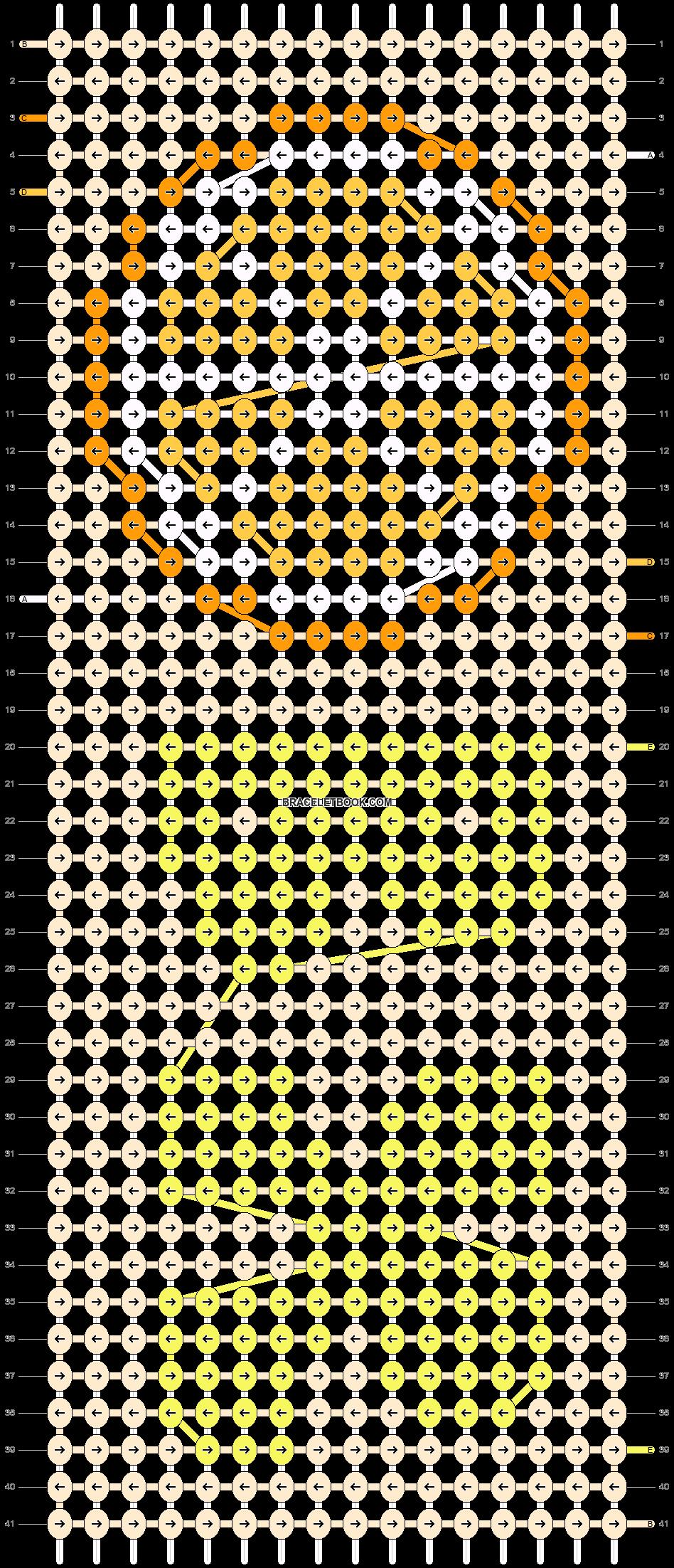 Alpha pattern #98591 pattern