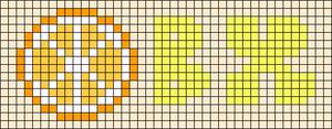 Alpha pattern #98591