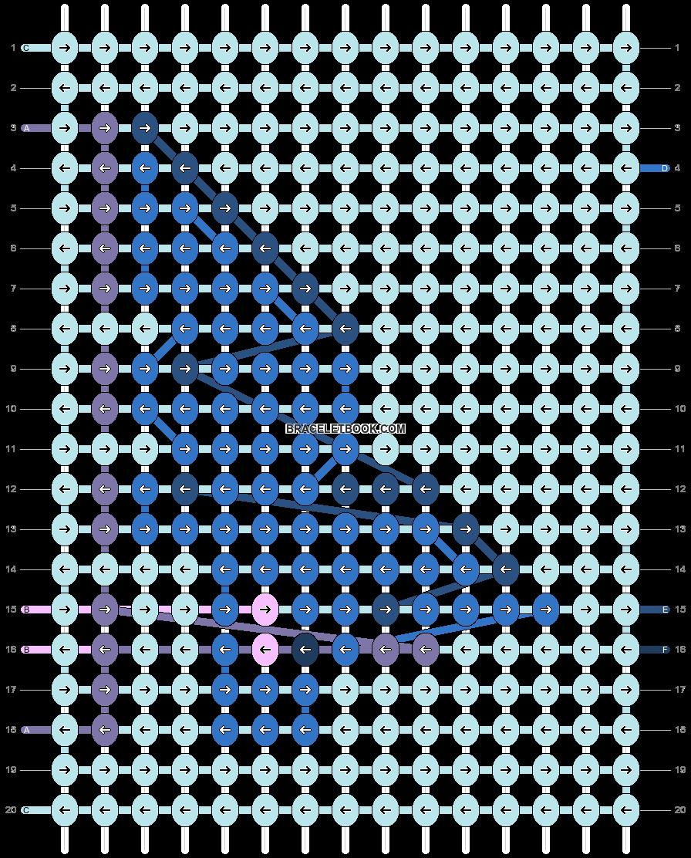 Alpha pattern #98592 pattern