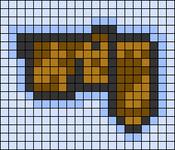 Alpha pattern #98596
