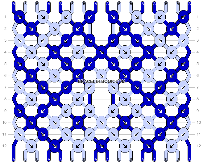 Normal pattern #98607 pattern