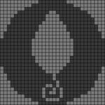 Alpha pattern #98619