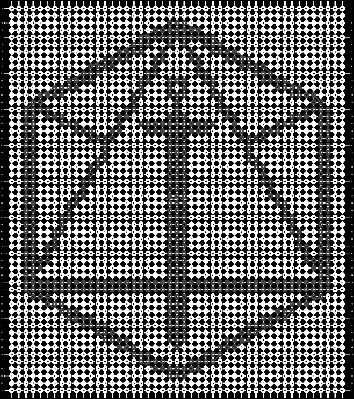 Alpha pattern #98637 pattern
