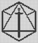 Alpha pattern #98637