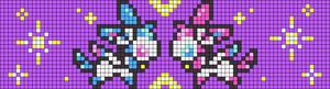 Alpha pattern #98646