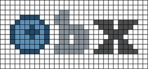 Alpha pattern #98655