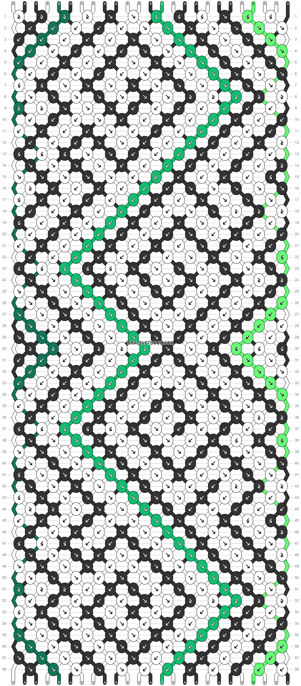 Normal pattern #98664 pattern