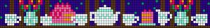 Alpha pattern #98678